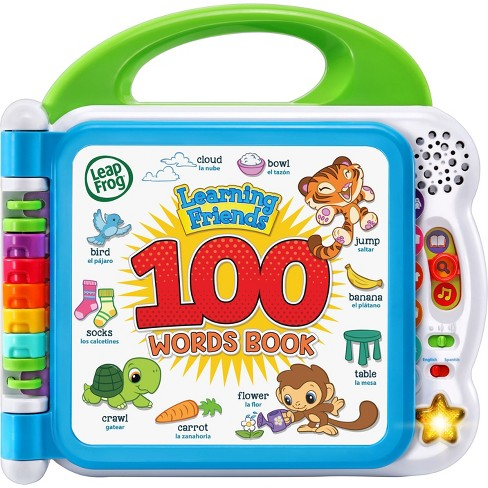 LeapFrog Learning Friends 100 Words Book - image 1 of 4