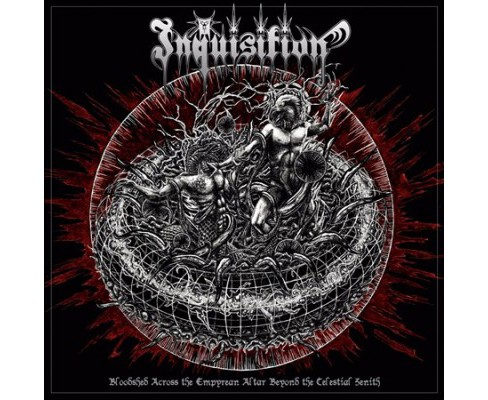 Inquisition - Bloodshed Across The Empyrean Altar B (Vinyl) - image 1 of 1