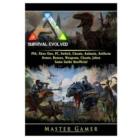 Ark Survival Evolved, PS4, Xbox One, PC, Switch, Cheats, Animals,  Artifacts, Armor, Bosses, Weapons,