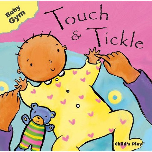 Touch & Tickle - (Baby Gym) (Board Book) - image 1 of 1