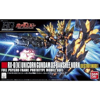 Bandai Hobby Unicorn Gundam HGUC #175 Banshee Norn HG 1/144 Model Kit