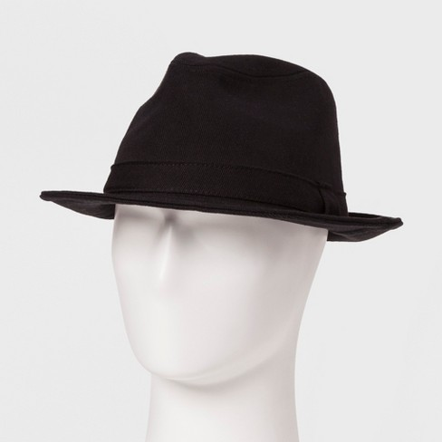 ffac695701d Men s Fedora - Goodfellow   Co™   Target