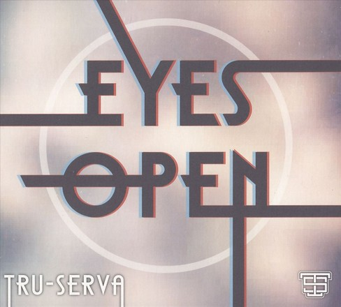 Tru-serva - Eyes open (CD) - image 1 of 1
