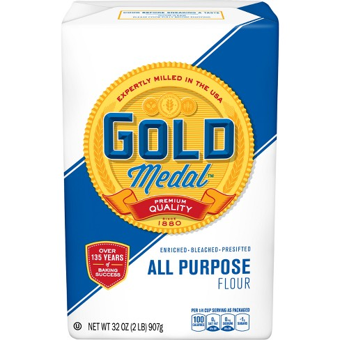 Gold Medal All Purpose Flour - 2lbs - image 1 of 3
