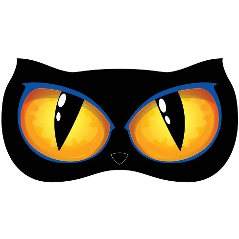 Halloween Animated Lighted Cat Eyes Target
