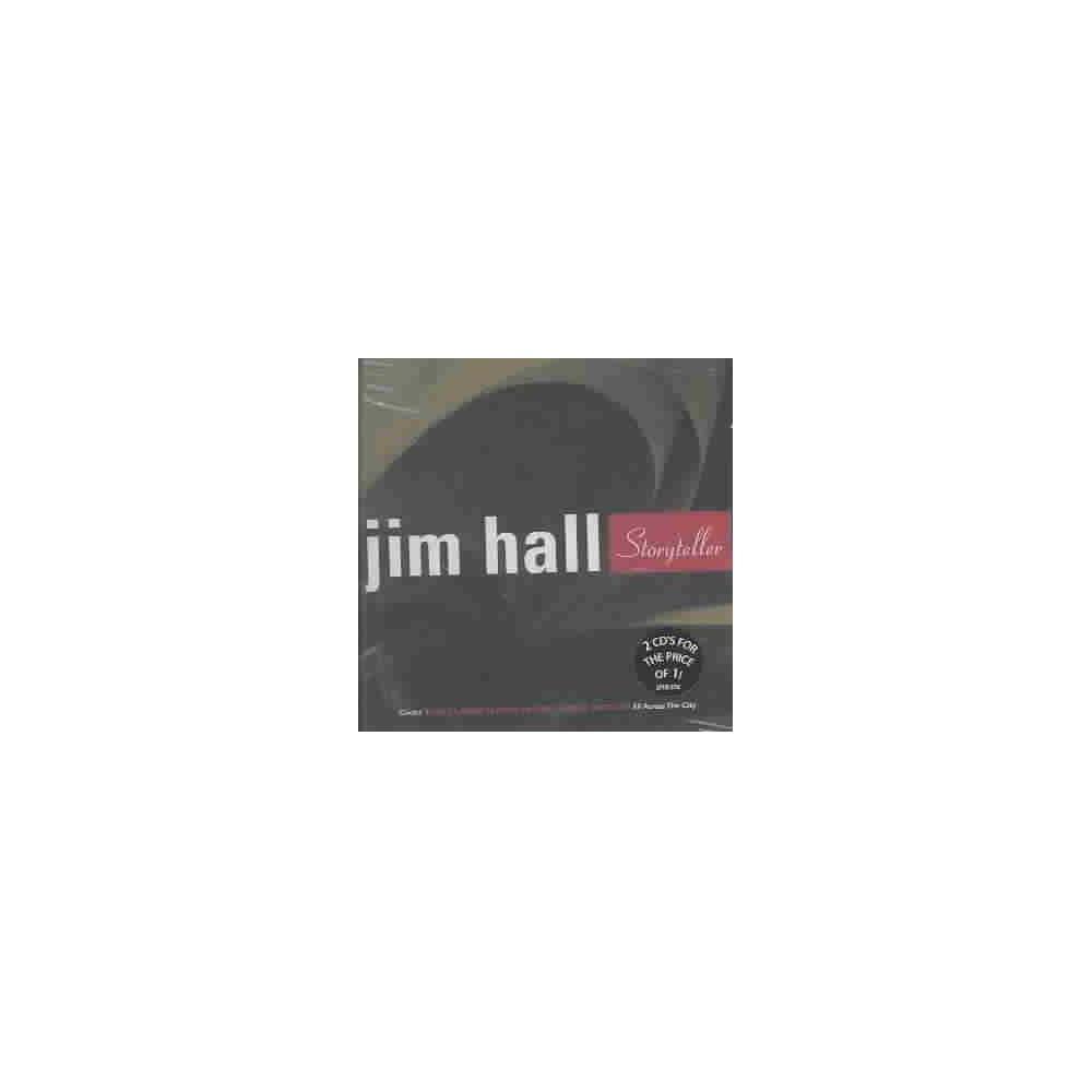 Jim Hall Storyteller Cd