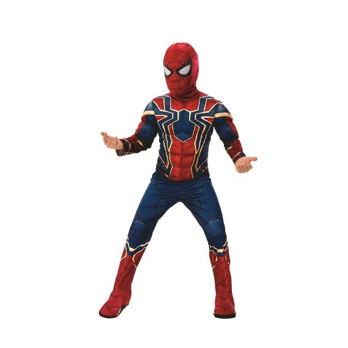 Boys' Marvel Avengers Infinity War Iron Spider Halloween Costume - image 1 of 1