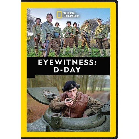 National Geographic: Eyewitness D-Day (DVD) - image 1 of 1