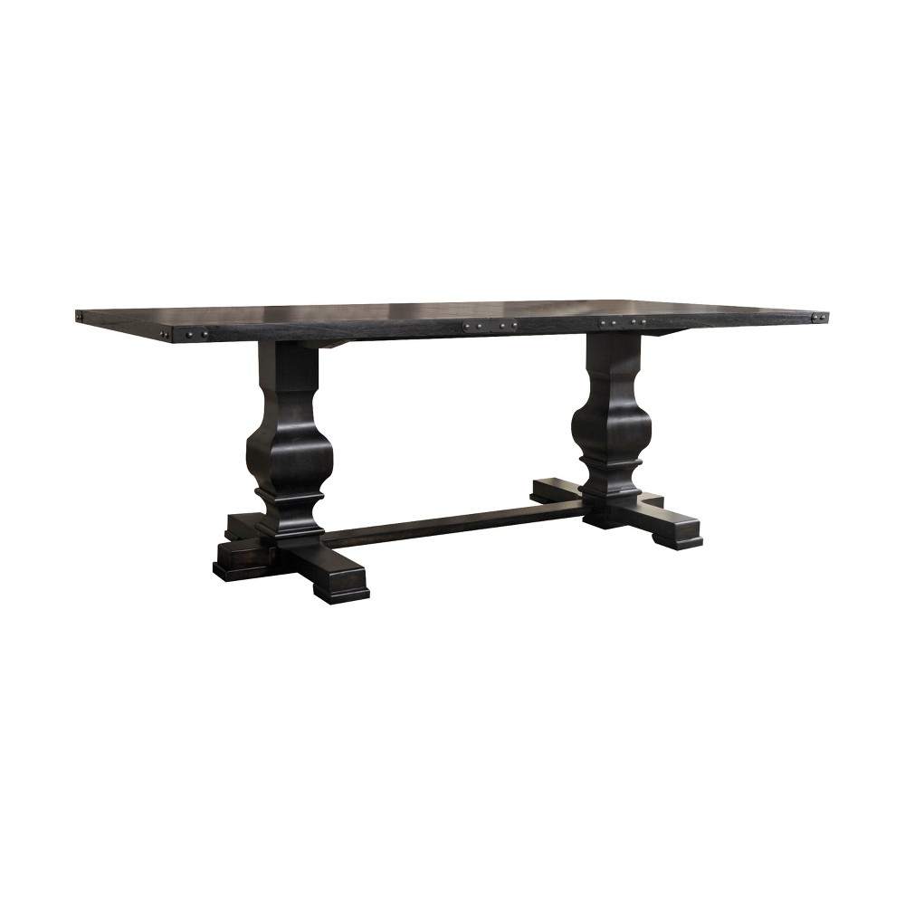 Acme Furniture Morland Dining Table Vintage Acme Furniture Morland Dining Table Vintage Black