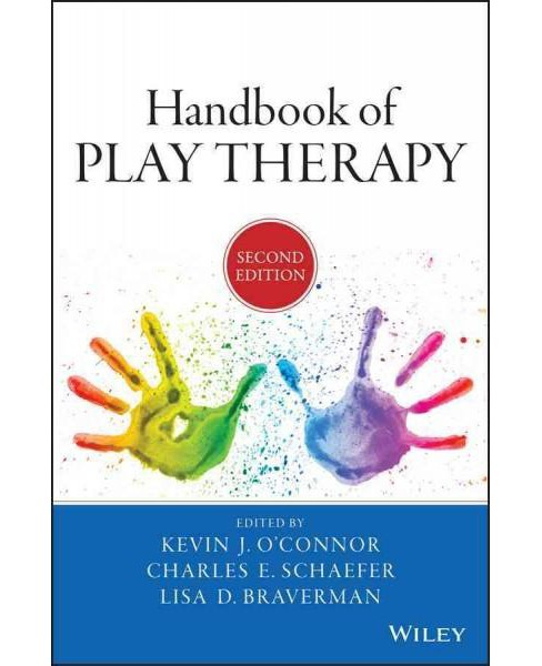 Handbook of Play Therapy (Hardcover) (Kevin J. O'Connor) - image 1 of 1