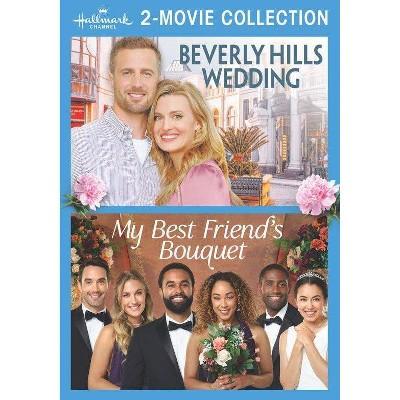 Hallmark 2-Movie Collection: Beverly Hills Wedding / My Best Friend's Bouquet (DVD)(2021)