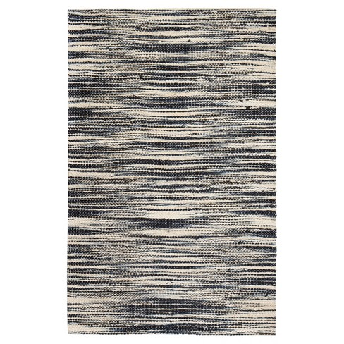 Stripe Woven Accent Rug - (4' x 6') - Anji Mountain - image 1 of 6