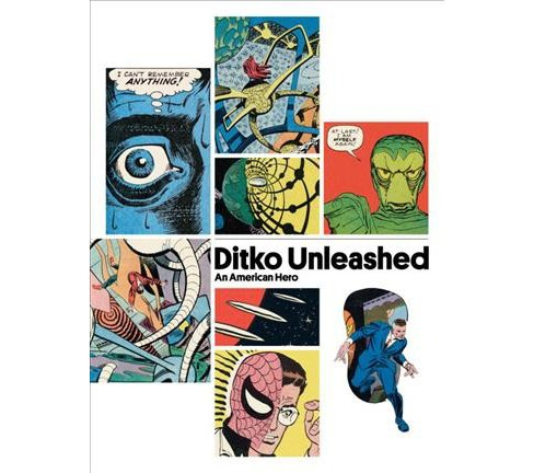 Ditko Unleashed, An American Hero (Hardcover) (Florentino Florez) - image 1 of 1