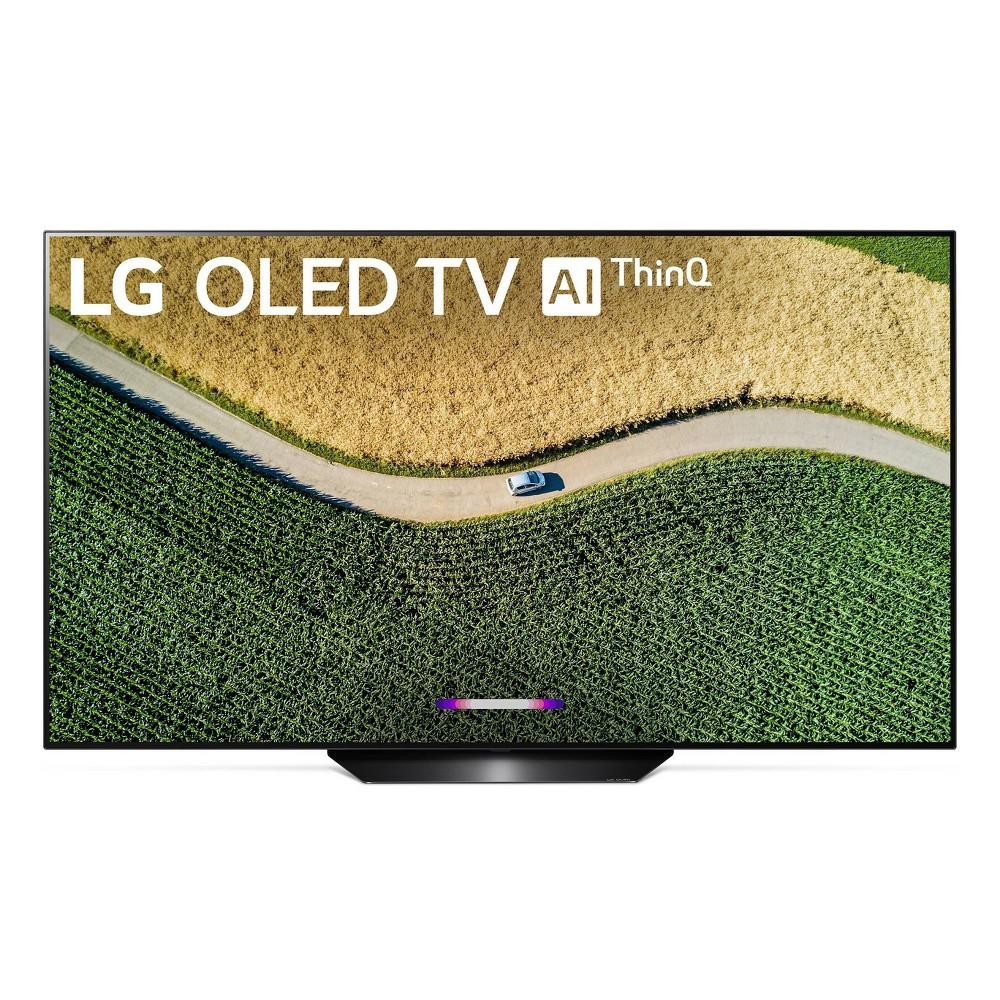 LG 65'' Class 4K UHD Smart OLED TV (OLED65B9PUA), Black