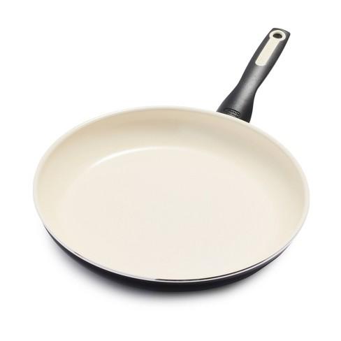 """GreenPan Rio 12"""" Ceramic Non-Stick Frying Pan Black - image 1 of 4"""
