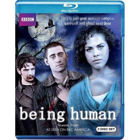 Being Human: Season Four (Blu-ray) - image 1 of 1
