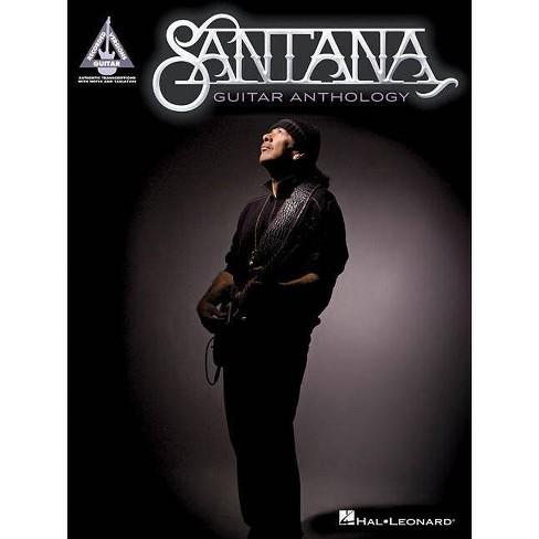 Santana Guitar Anthology - (Paperback) - image 1 of 1