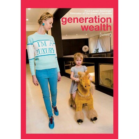 Generation Wealth (DVD) - image 1 of 1