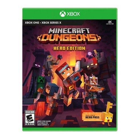 Minecraft: Dungeons - Xbox One/Series X - image 1 of 4