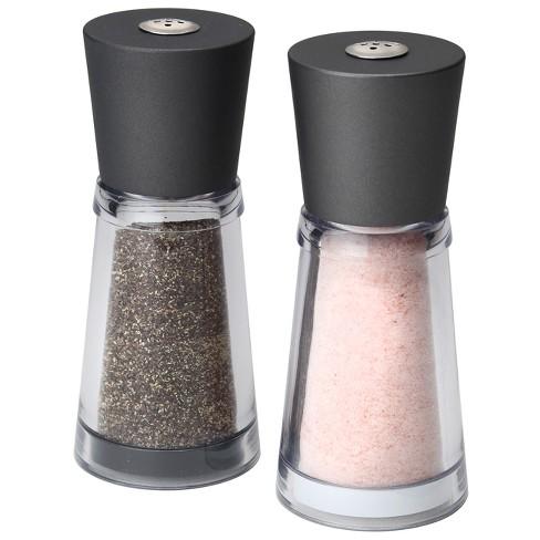 Olde Thompson Salt and Pepper Shaker Set Rhone Pink - image 1 of 1