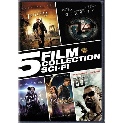 5 Film Collection: Sci-Fi (DVD)(2017)