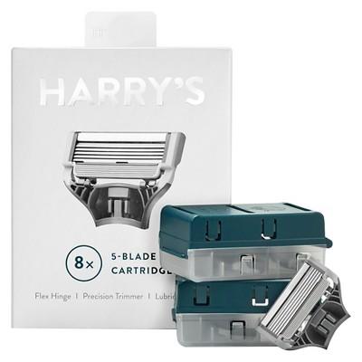 Harry's Men's Razor Blade Refills - 8ct