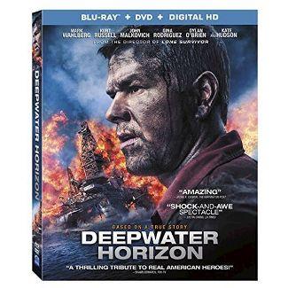 Deepwater Horizon (Blu-ray + DVD + Digital)