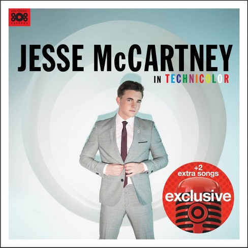 Jesse McCartney - In Technicolor (Deluxe Edition) - Target Exclusive - image 1 of 1