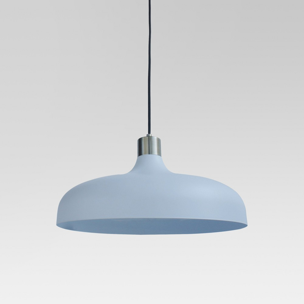 Image of Crosby Large Pendant Ceiling Light White Lamp Only - Threshold