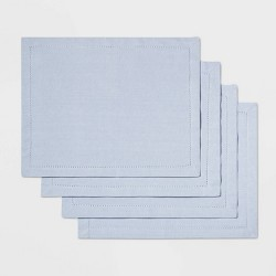 4pk Solid Color Placemat - Threshold™
