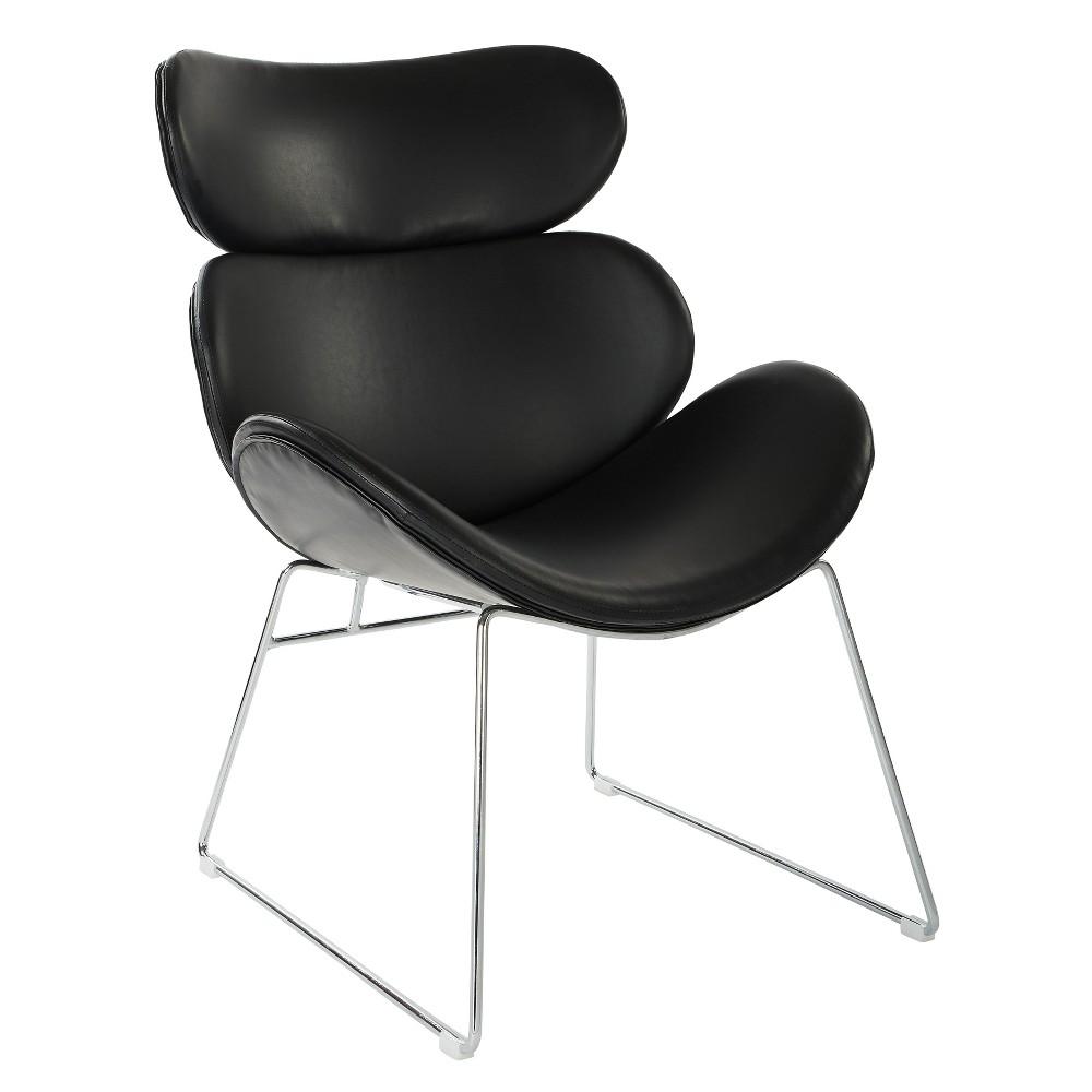 Jupiter Chair Black Osp Home Furnishings
