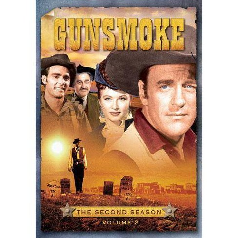 Gunsmoke: The Second Season, Volume 2 (DVD) - image 1 of 1