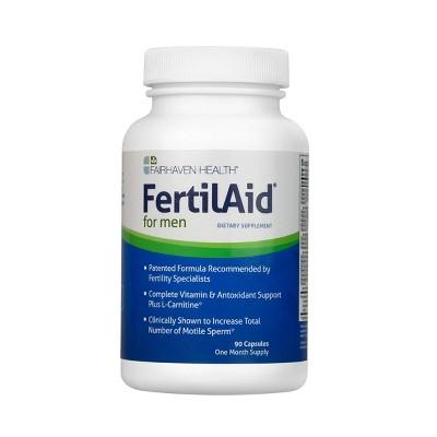 FertilAid For Men Fertility Supplement - 90ct