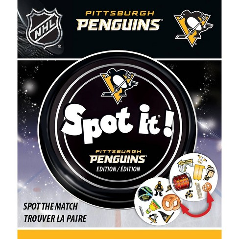 NHL Pittsburgh Penguins Spot It Game - image 1 of 3