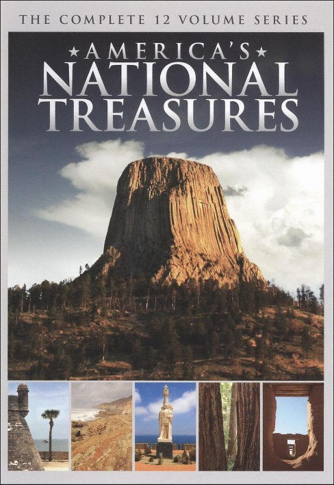 America's National Treasures (2 Discs) (dvd_video) - image 1 of 1
