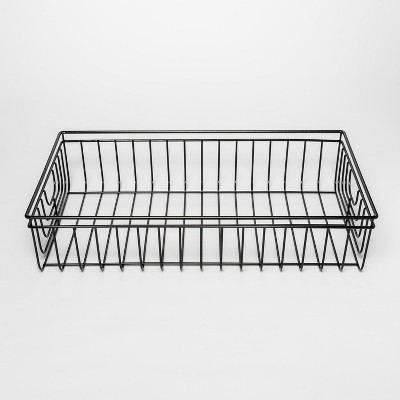 Decorative Wire Tray - Black - Project 62™