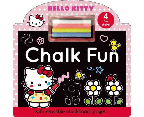 Chalk Fun (Hardcover) (Roger Priddy) - image 1 of 1