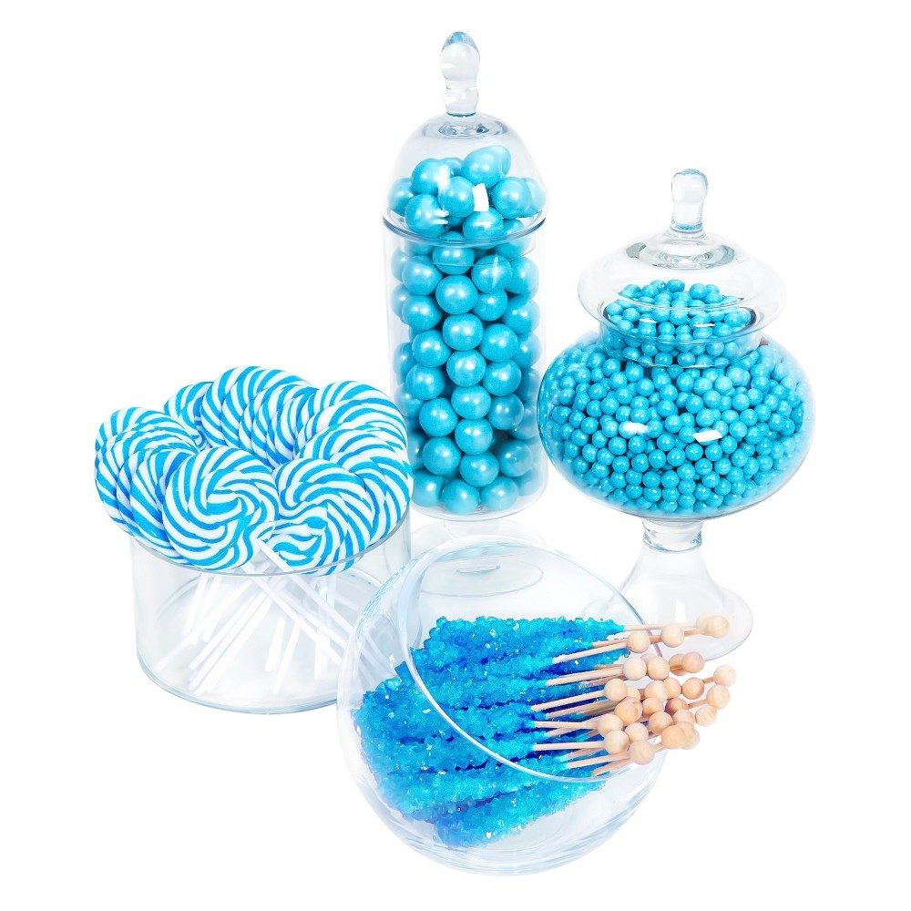 Turquoise Deluxe Candy Kit