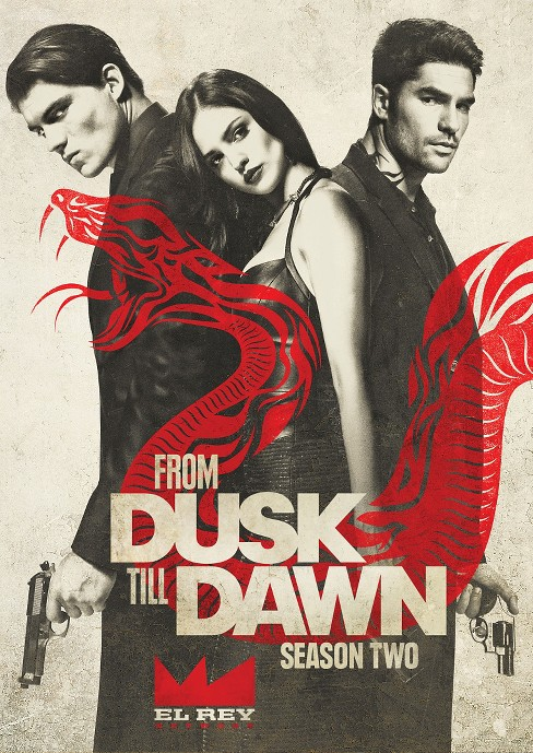 From dusk till dawn:Series season 2 (DVD) - image 1 of 1