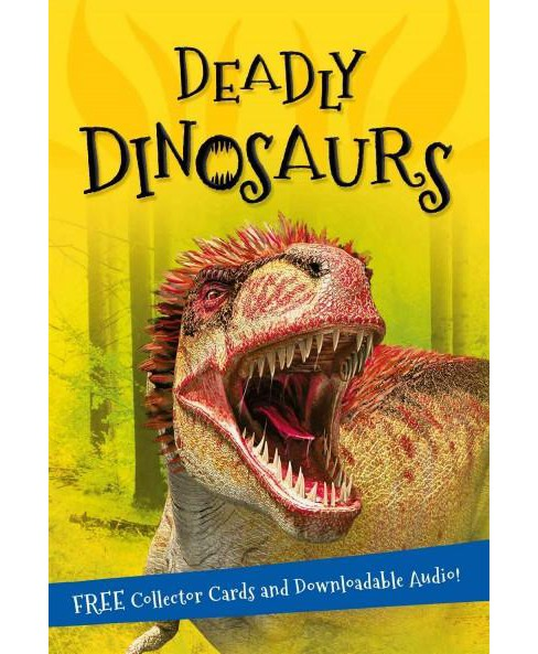 Deadly Dinosaurs (Collectors) (Paperback) - image 1 of 1