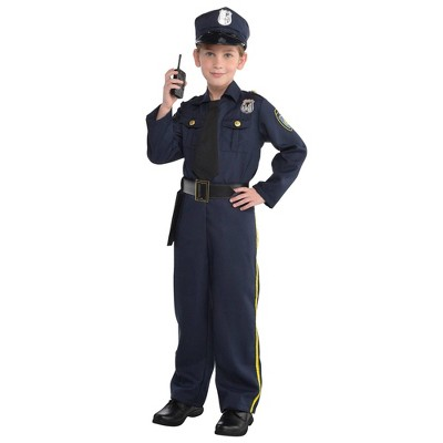 Kids' Police Officer Halloween Costume