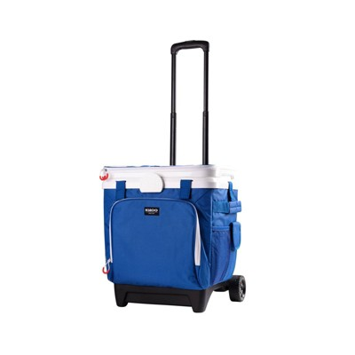 Igloo Cool Fusion Roller 36qt Cooler - Majestic Blue