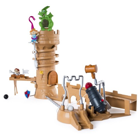 Rube Goldberg - The Castle Escape Challenge - image 1 of 8