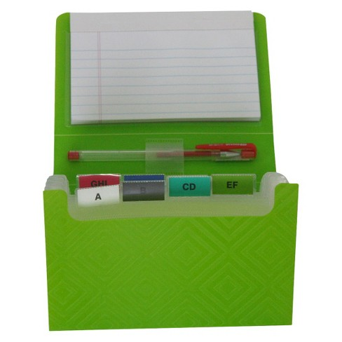 Coupon/Check Expandable File Folder - Up&Up™ - image 1 of 4