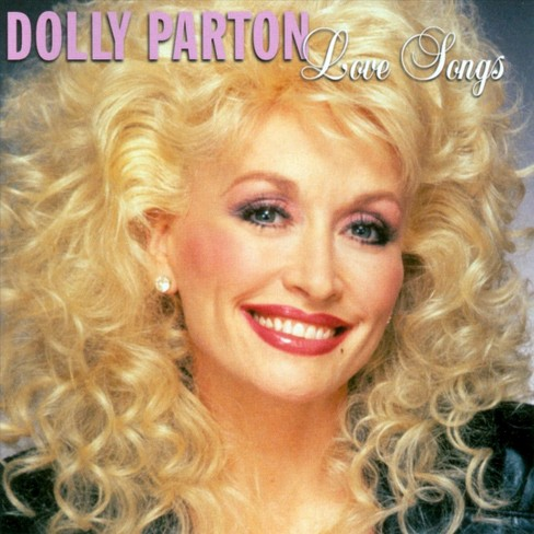 Dolly parton - Love songs (CD) - image 1 of 1