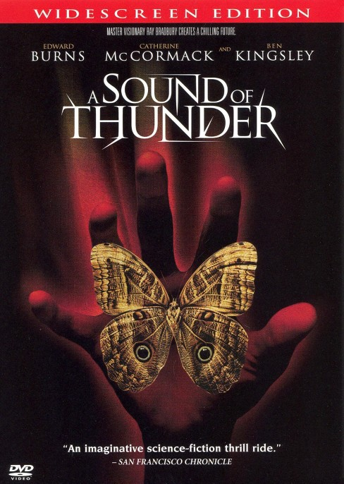 Sound of thunder (DVD) - image 1 of 1