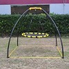 Jumpking JKBK-UFO Backyard 360 Degree Adjustable Height UFO Swing Set, Yellow - image 2 of 4