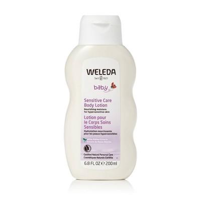 Weleda Sensitive Care Body Lotion - 6.8 fl oz