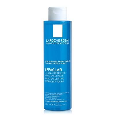 La Roche-Posay Effaclar Micro-Exfoliating Astringent Facial Toner for Oily Skin - 6.76oz