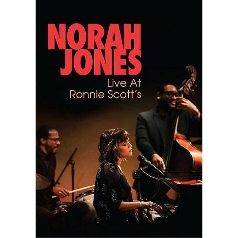 Norah Jones: Live at Ronnie Scott's (DVD) - image 1 of 1